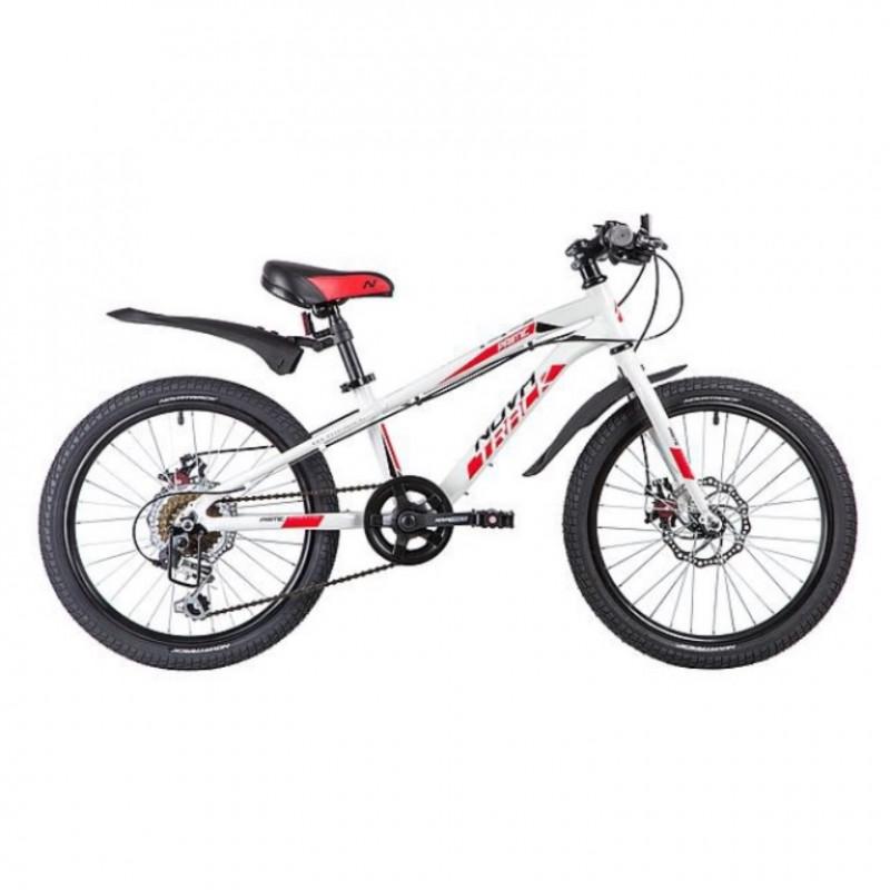 Велосипед 20 Novatrack AH6D.PRIME.WT9  белый