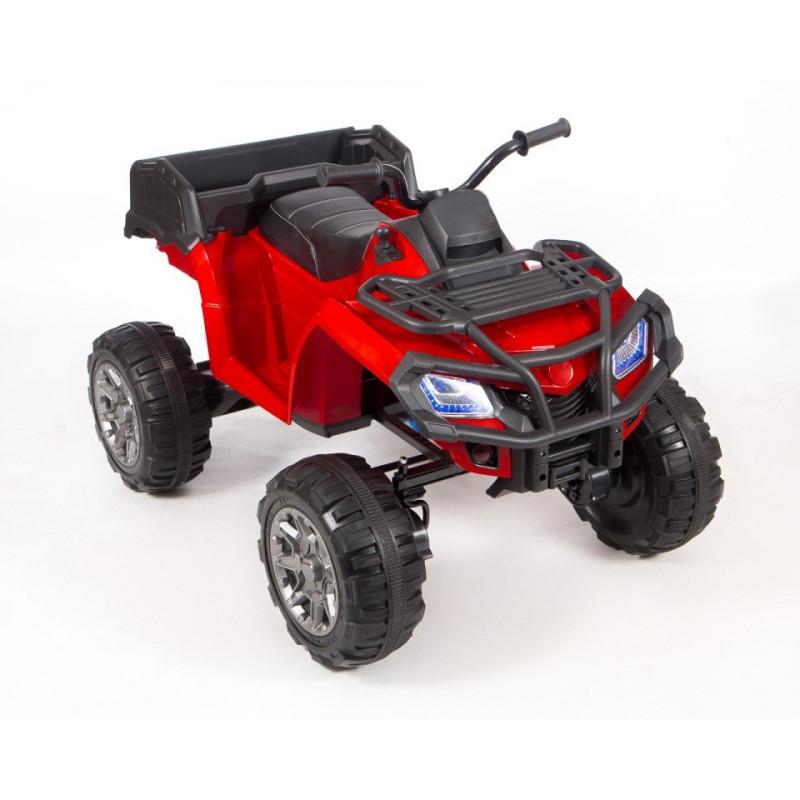 Электроквадроцикл детский Grizzly Next 45399 (Р) красный